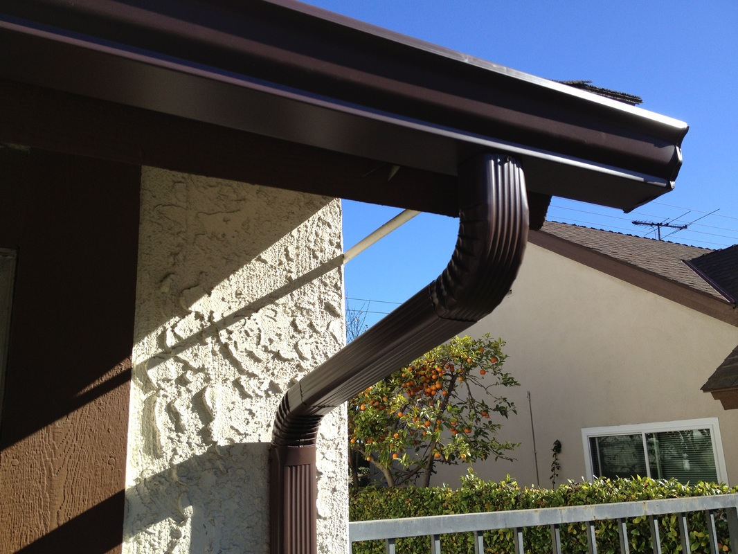 Downspout Shapes And Styles Rain Gutter Parts For Sale